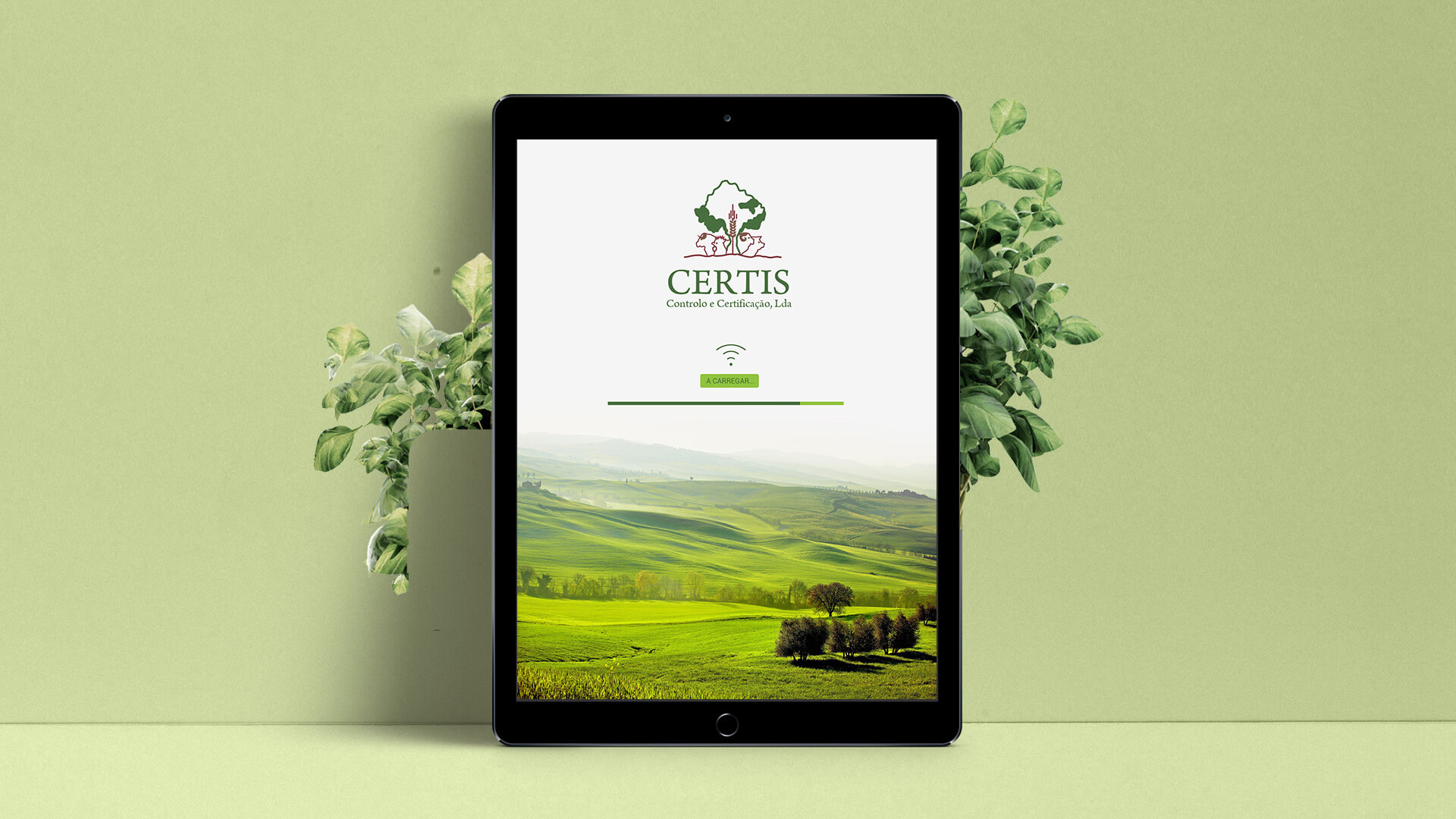 App Tablet Certis