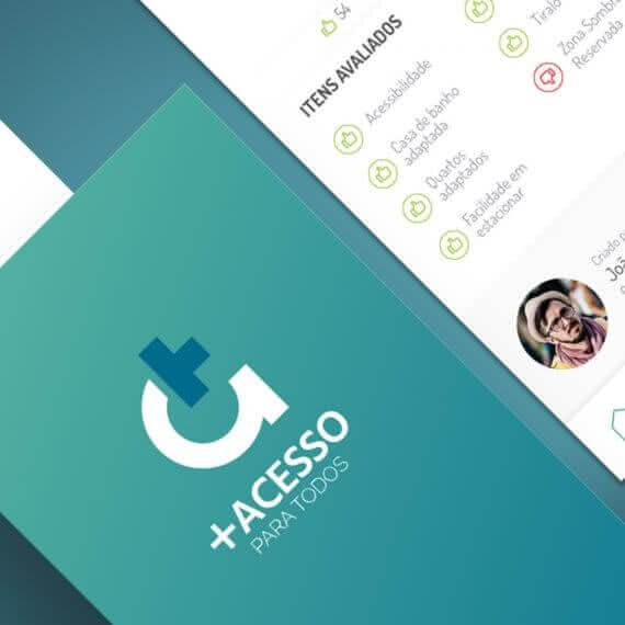 App Mobile +Acesso